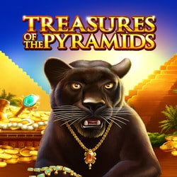 ピラミッドの宝物